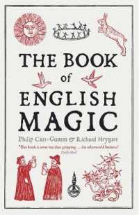 Link to an enlarged image of Book of English Magic -- Paperback / softback