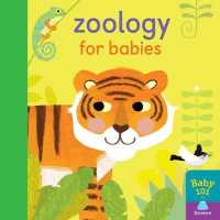 Link to an enlarged image of Zoology for Babies (Baby 101) -- Board book