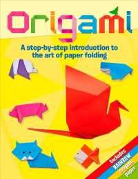 Link to an enlarged image of Origami : A Step-by-Step Introduction to the Art of Paper Folding