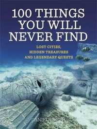 Link to an enlarged image of 100 Things You Will Never Find -- Paperback / softback
