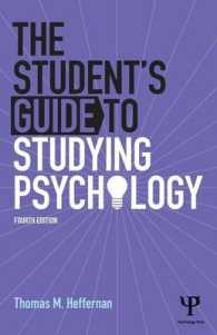 Link to an enlarged image of The Student's Guide to Studying Psychology (4th)