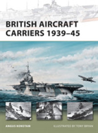 Link to an enlarged image of British Aircraft Carriers 1939-45 (New Vanguard)