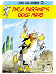 Link to an enlarged image of Lucky Luke 48 : Dick Digger's Gold Mine (Lucky Luke)