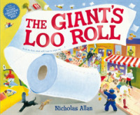 Link to an enlarged image of Giant's Loo Roll -- Paperback / softback