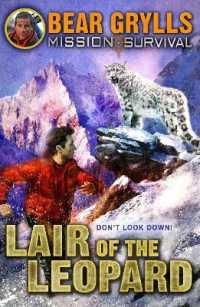 Link to an enlarged image of Mission Survival 8: Lair of the Leopard (Mission Survival) -- Paperback / softback