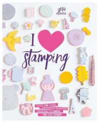 Link to an enlarged image of I Heart Stamping : Over 100 Cute Japanese-Inspired Designs to Carve, Ink and Stamp