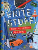 Link to an enlarged image of Write Stuff Creative Writing for Boys
