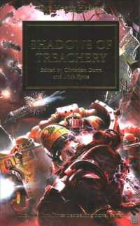 Link to an enlarged image of Shadows of Treachery (The Horus Heresy)