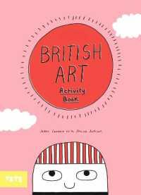 Link to an enlarged image of Tate Kids British Art Activity Book -- Paperback / softback