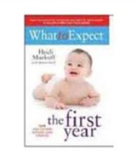 Link to an enlarged image of What to Expect the 1st Year [rev Edition] (What to Expect) -- Paperback (Export)