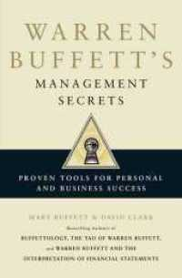 Link to an enlarged image of Warren Buffett's Management Secrets : Proven Tools for Personal and Business Success -- Paperback / softback