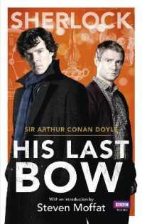 Link to an enlarged image of Sherlock: His Last Bow -- Paperback (TV Tie-in)