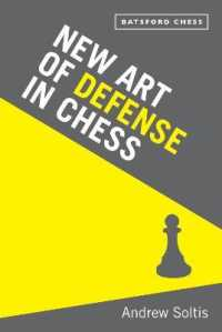 Link to an enlarged image of New Art of Defence in Chess