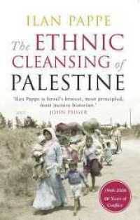 Link to an enlarged image of The Ethnic Cleansing of Palestine (Reprint)
