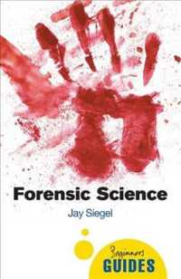 Link to an enlarged image of Forensic Science : A Beginner's Guide (Beginner's Guides)