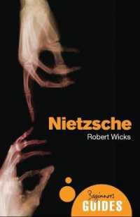 Link to an enlarged image of Nietzsche : A Beginner's Guide (Reprint)
