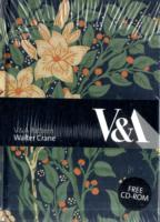 Link to an enlarged image of Walter Crane (V&a Pattern) (Hardcover + CD-ROM)