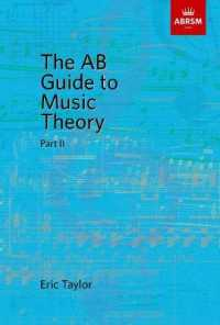 image of Ab Guide to Music Theory, Part II -- Sheet music