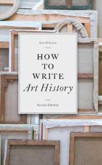 Link to an enlarged image of How to Write Art History