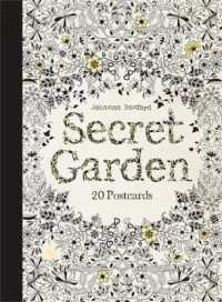 Books Kinokuniya Secret Garden 20 Postcards POS Basford
