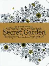 Books Kinokuniya Secret Garden Three Mini Journals JOU