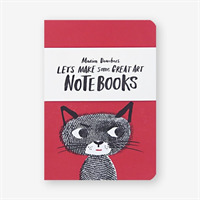 Link to an enlarged image of Let's Make Some Great Art Notebooks (3-Volume Set) (NTB)