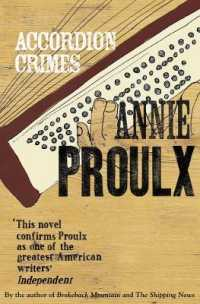 Link to an enlarged image of Accordion Crimes -- Paperback / softback