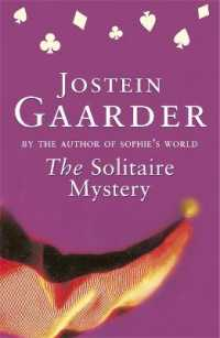 Link to an enlarged image of Solitaire Mystery -- Paperback / softback