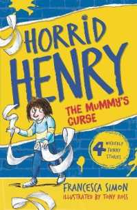 Link to an enlarged image of Mummy's Curse : Book 7 (Horrid Henry) -- Paperback / softback