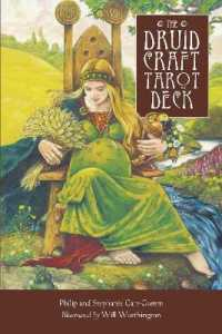 Link to an enlarged image of Druid Craft Tarot Deck (TCR BOX CR)
