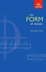 Link to an enlarged image of Form of Music -- Book