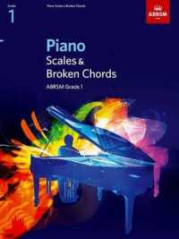 Link to an enlarged image of Piano Scales & Broken Chords, Grade 1 -- Book