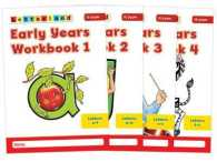 image of Early Years Workbooks (Letterland S.) -- Paperback / softback (New ed)