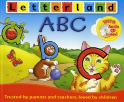 Link to an enlarged image of Letterland Abc -- Mixed media product