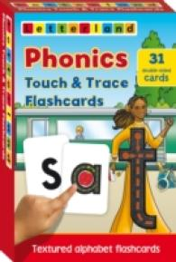 Link to an enlarged image of Phonics Touch & Trace Flashcards -- Cards