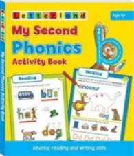 Link to an enlarged image of My Second Phonics Activity Book : Develop Reading and Writing Skills -- Paperback / softback