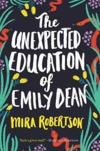 Link to an enlarged image of The Unexpected Education of Emily Dean