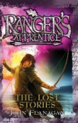 Link to an enlarged image of Ranger's Apprentice 11: The Lost Stories