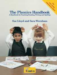 Link to an enlarged image of Phonics Handbook : in Precursive Letters (British English edition) -- Spiral bound (4 Revised)