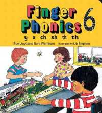 Link to an enlarged image of Finger Phonics Book 6 : Y, X, Ch, Sh, Th/Board Book