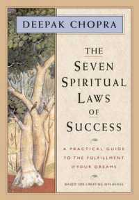 Link to an enlarged image of The Seven Spiritual Laws of Success : A Practical Guide to the Fulfillment of Your Dreams