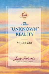 Link to an enlarged image of The Unknown Reality (A Seth Book) <1> (Reissue)