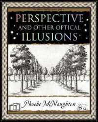 Link to an enlarged image of Perspective and Other Optical Illusions -- Paperback / softback