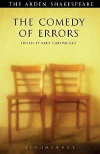 Link to an enlarged image of The Comedy of Errors (Arden Shakespeare Third Series)