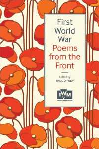 Link to an enlarged image of First World War Poems from the Front