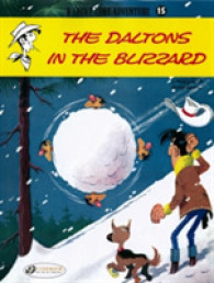 Link to an enlarged image of The Lucky Luke Adventure 15 : The Daltons in the Blizzard (Lucky Luke Adventures)