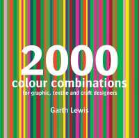 Link to an enlarged image of 2000 Colour Combinations : For Graphic, Textile, and Craft Designers