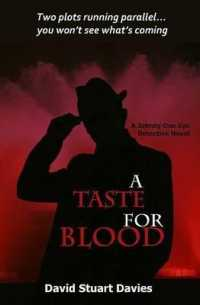 Link to an enlarged image of A Taste for Blood