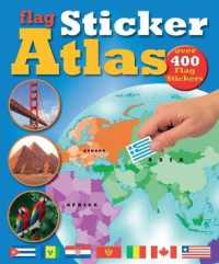 Link to an enlarged image of Flag Sticker Atlas (Flag Sticker Atlas) -- Paperback / softback