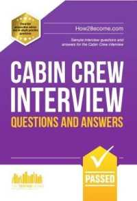 Link to an enlarged image of Cabin Crew Interview Questions and Answers: Sample interview questions and answers for the Cabin Crew interview